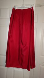 Apart Red Maxi Skirt size 8 $15.00