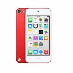 NEW Apple iPod Touch 6th Generation Product Red 16 GB $119.95