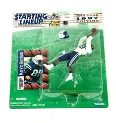 1997 NFL Starting Lineup Marvin Harrison Indianapolis Colts Action Figure $10.95