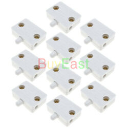 10 Sets Cabinet Wardrobe Door Touch Lamp Switch DC12V 24V AC100 250V 1A WT $18.80
