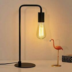 Industrial Table Lamp Edison Desk Lamp Small Lamps for Bedroom Office Dorm Me... $34.67