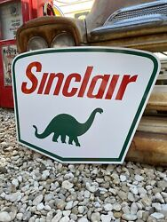 Antique Vintage Old Style Sinclair Sign $149.99