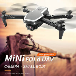 CSJ S171 PRO RC Drone with Camera Mini Drone Foldable Quadcopter for Kids O2J7 $40.31