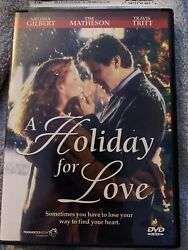 Holiday for Love DVD 2012 Travis Tritt Melissa Gilbert Tim Matheson $8.99