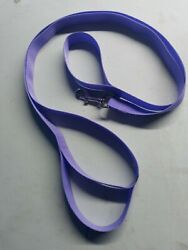 Wholesale bulk pack 2 handle dog leashes made in the U.S.A life time warranty $38.00