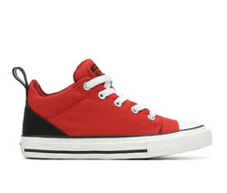 Converse Chuck Taylor All Star Youth Ollie Mid Lace up Sneakers Size 13M $24.90