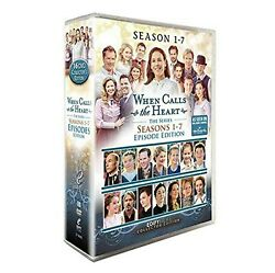 When Calls the Heart: The Series Seasons 1 7 Episode Edition DVD $87.15