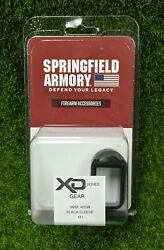 Springfield Armory Polymer Black Sleeve Fits 9mm .40Samp;W Magazines XD5003