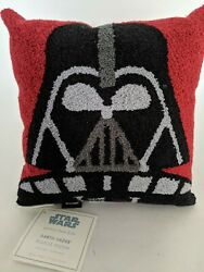 NWT Pottery Barn Kids Star Wars Darth Vader Boucle 10quot; decorative pillow $39.95