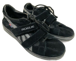 Do Win Rogue Men#x27;s Black Athletic Weight Lifting Shoes 11 $64.94