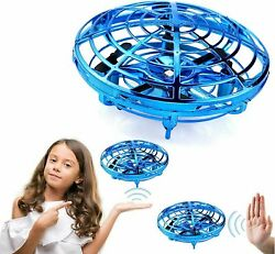 Mini Hand Drone Flying Indoor Outdoor Helicopter Toy Electronic for Kid Boy Girl $20.99