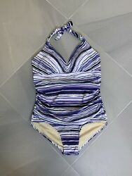 swimsuits for all Halter One pc Swimsuit Women's Size 14 $32.88