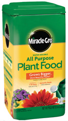 Miracle Grow Water Soluble All Purpose Plant Food 5 lb. Safe for Plants $34.45