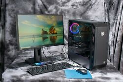 Cyber Power PC Gaming Computer Model C Series Everything included in the Photo $499.95
