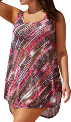 Women#x27;s Bathing Suit Cover Up Sheer Beach Dress Hi Lo Pink Purple Black L NEW $14.85