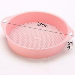 PLASTIC GARDEN SIEVE RIDDLE For COMPOST amp; SOIL STONE T9I9 hot K5O9 D3A9 C $5.72