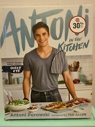 🌻 Antoni in the Kitchen: By Ted Allen New Book $21.99