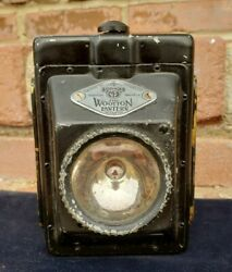 Vintage Smiths The Wootton Lantern Heavy Duty Lubricated British Made COOL $49.99