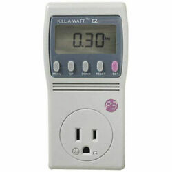 P3 P4460 Kill A Watt EZ Appliance Power Electricity Usage Voltage Monitor $35.45
