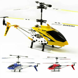 Syma S107G RC Helicopter Remote Control S107 Mini Aircraft Christmas Alloy GYRO $23.98