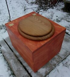 Composting Toilet Off Grid Homestead hunting cabin lake house camping $180.00
