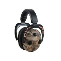 Walker#x27;s GWP AM360NXT Game Ear Alpha 360 Electronic Muffs Provides Up To 9 Times $63.00