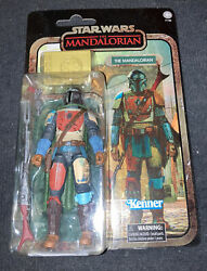 Star Wars Black Series Credit Collection Figure MANDALORIAN Amazon *IN HAND* 🔥 $39.99