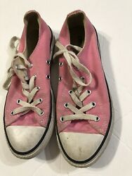 Converse All Star Youth Size 2 Pink $5.89
