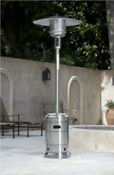 Stainless Steel 46000 BTU Commercial Patio Heater