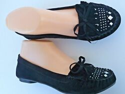 Black Women#x27;s Flat Shoes Marlee 43 sizes: 78.5