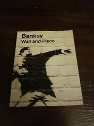 Wall and Piece by BANKSY 2006 Paper Back $5.00