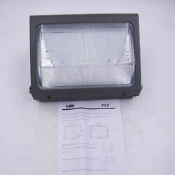 5W LED Wall Pack Simply Conserve Outdoor Commercial Lighting 75W 200W 5000K