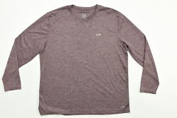Champion XXL Duodry Athletic Casual Long Sleeve Polyester $16.00