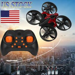 RC Remote Control Mini Drone Nano Quadcopter Kids Helicopter Plane Outdoor Toys $20.89
