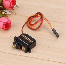 Mini Size Metal Gear Analog Servo ES08MA II for RC Motor Replacement Part $8.69