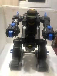 Fisher Price Imaginext RC Transforming Robot Batman Remote Complete Tested Used $30.00