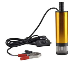 12V Multi functional Electric Oil Pump New SALE $21.99