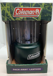 COLEMAN LED PACK AWAY LANTERNBoxed Camping Folding Durable NEW $28.90