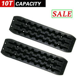 Recovery Boards Traction Tracks Sand Mud Snow Off Road Tire Double Ramp Design $51.99
