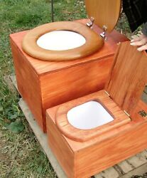 Composting Toilet TODDLER SIZE Off Grid Homestead hunting cabin lake camping $100.00