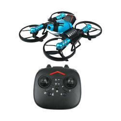 WiFi FPV RC Drone Motorcycle Foldable Helicopter Camera 0.3MP Headless $54.16