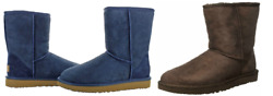 NEW Ugg Women#x27;s Classic Short 2 Boots Variety $103.19