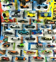 Hot Wheels KIDS CHRISTMAS FUN LOT of 8 Mixed Cars amp; Trucks NEW In Package $17.74