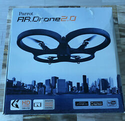 Parrot AR Drone 2.0 with Box $60.00