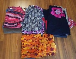 WOMENS PLUS SIZE CLOTHING MIX WHOLESALE LOT RESALE 50 PIECES FREE SHIPPING $100.00