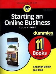 Starting an Online Business All in One $4.99