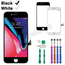 For iPhone 8 7 Plus LCD Touch Display Screen Digitizer Replacement 9 In 1 Tool $21.95