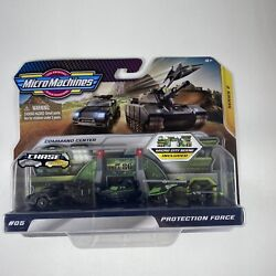 #05 Protection Force Series 2 2020 Micro Machines $18.00