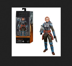 PRESALE: Star Wars The Black Series The Mandalorian Bo Katan 6 in action figure $29.99