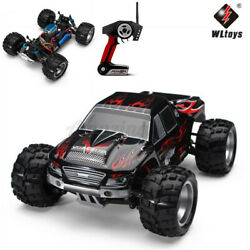 US WLtoys A979 2.4G 1 18 4WD 70KM H Electric RTR Monsters Truck RC Car US $69.33